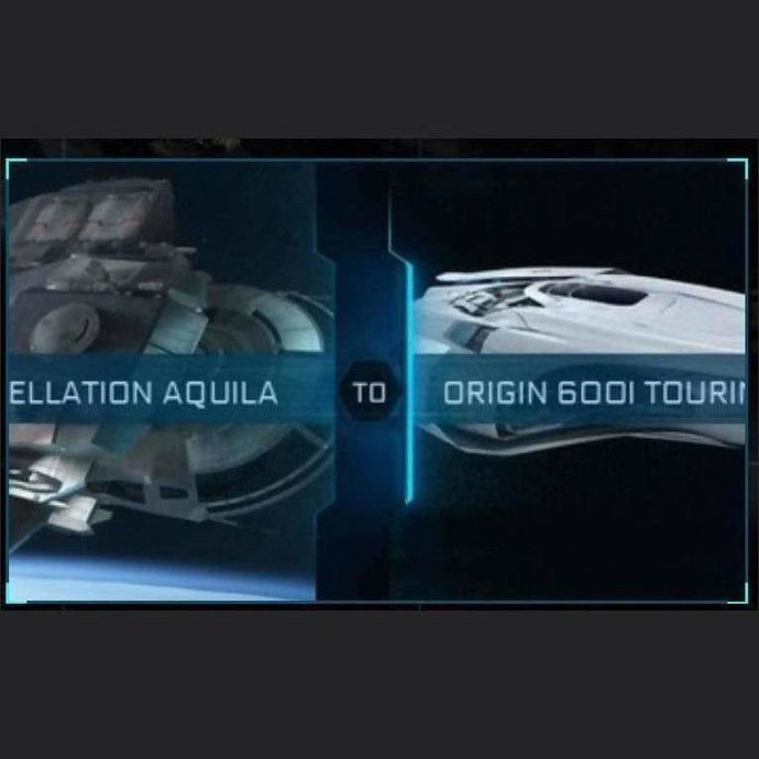 Constellation Aquila to 600i Touring | Might | Space Foundry Marketplace