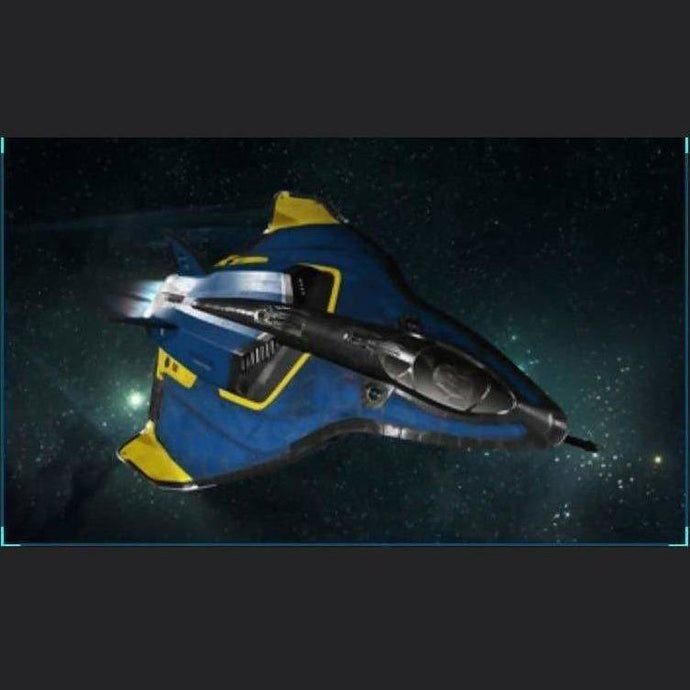 PAINTS - AVENGER - ILW 2950 BLUE AND GOLD PAINT | Might | Space Foundry Marketplace.