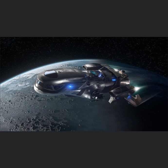 FREELANCER - LTI - CCUed | Standalone CCU'd Ship | JPEGS STORE | Space Foundry Marketplace.