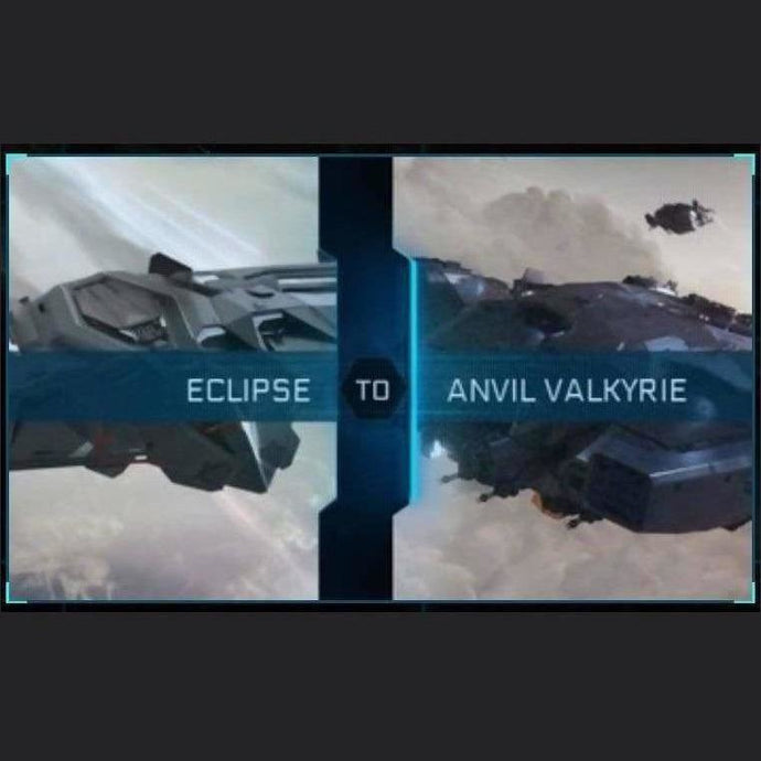 Eclipse to Valkyrie | Upgrade | Might | Space Foundry Marketplace.