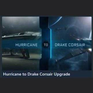 Hurricane to Drake Corsair Upgrade