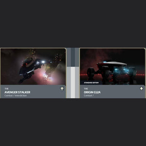 UPGRADE - AVENGER STALKER TO ORIGIN G12A | Upgrade | JPEGS STORE | Space Foundry Marketplace.