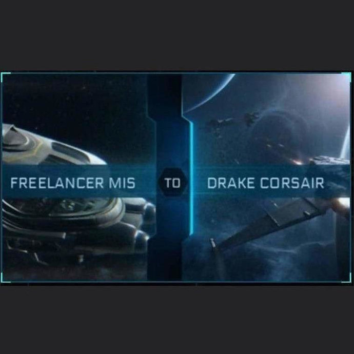 Freelancer MIS to Corsair | Upgrade | Might | Space Foundry Marketplace.