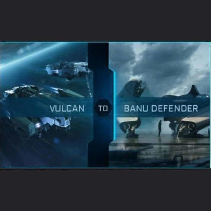 Vulcan to Defender | Might | Space Foundry Marketplace