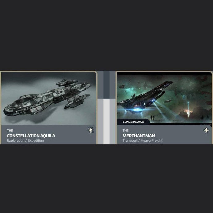 UPGRADE - CONSTELLATION AQUILA TO MERCHANTMAN | GANJALEZZ JPEGs STORE | Space Foundry Marketplace