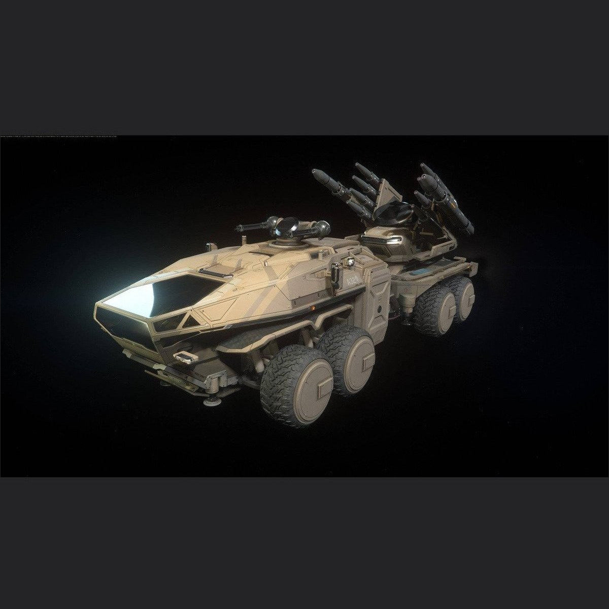 BALLISTA DUNESTALKER LIMITED EDITION - LTI (rare) | GANJALEZZ JPEGs STORE | Space Foundry Marketplace.