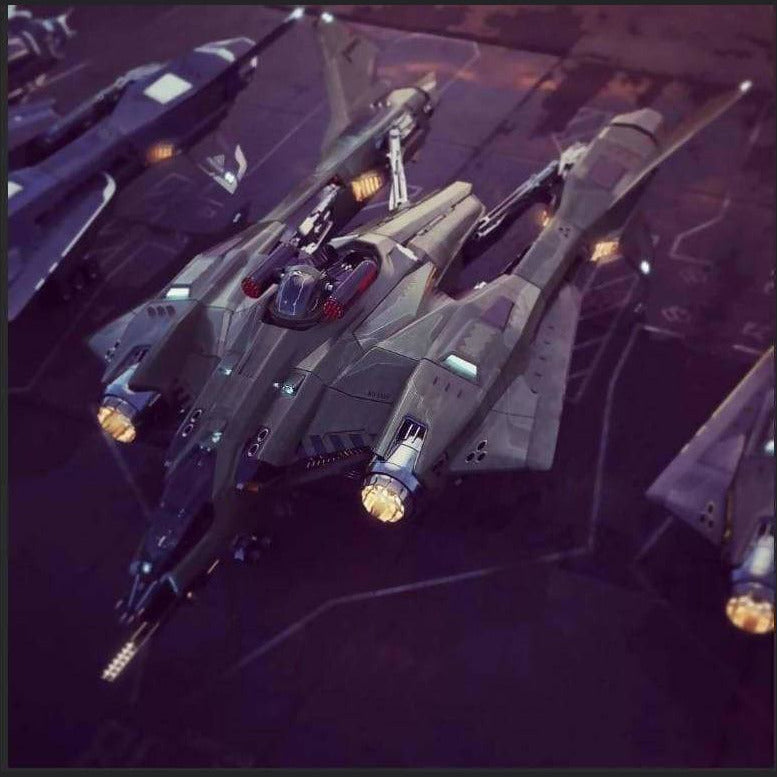 VANGUARD HARBINGER LTI CCU'd | Might | Space Foundry Marketplace