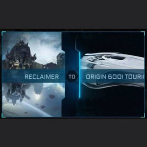 Reclaimer to 600i Touring | Upgrade | Might | Space Foundry Marketplace.