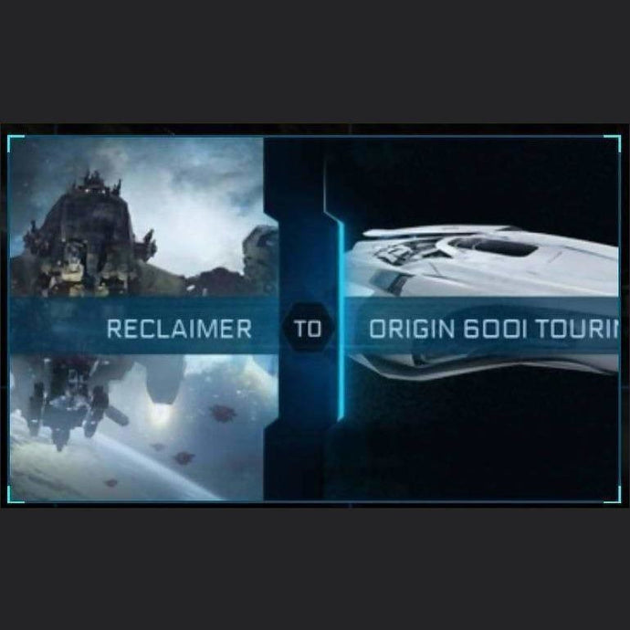 Reclaimer to 600i Touring | Might | Space Foundry Marketplace