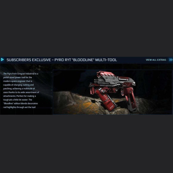 PYRO RYT BLOODLINE MULTI-TOOL | Add-On | Jpeg_Warehouse | Space Foundry Marketplace.