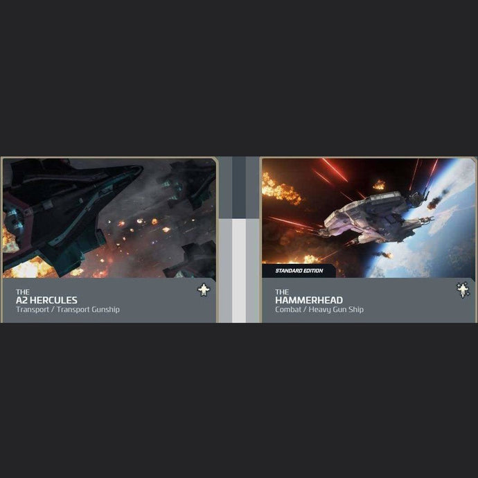 UPGRADE - A2 HERCULES TO HAMMERHEAD | Upgrade | JPEGS STORE | Space Foundry Marketplace.