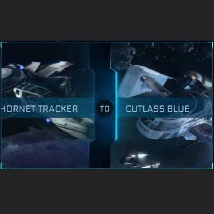 Hornet Tracker to Cutlass Blue | Upgrade | Might | Space Foundry Marketplace.