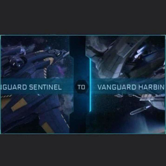 Vanguard Sentinel to Vanguard Harbinger | Might | Space Foundry Marketplace