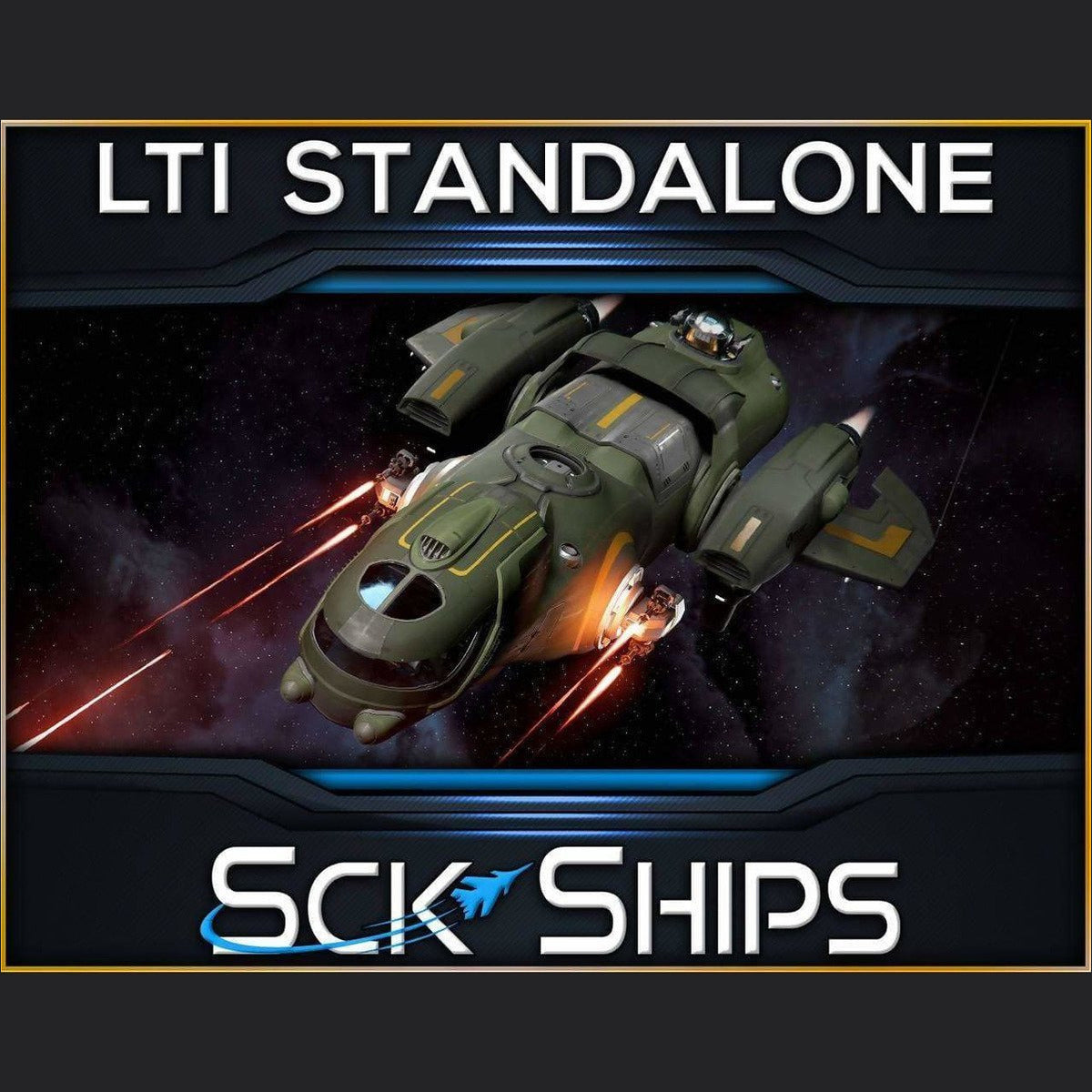 MISC Freelancer MIS LTI CCU | Standalone CCU'd Ship | Sck | Space Foundry Marketplace.