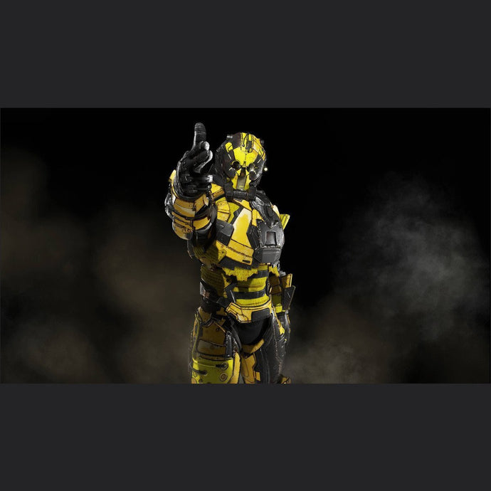 OVERLORD ''STINGER'' ARMOR SET | Add-On | Eris Space Store | Space Foundry Marketplace.