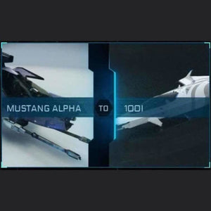 Mustang Apha to 100i | Might | Space Foundry Marketplace