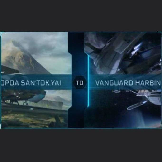 San'tok.yai to Vanguard Harbinger | Upgrade | Might | Space Foundry Marketplace.