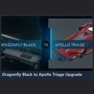 Dragonfly Black to Apollo Triage Upgrade