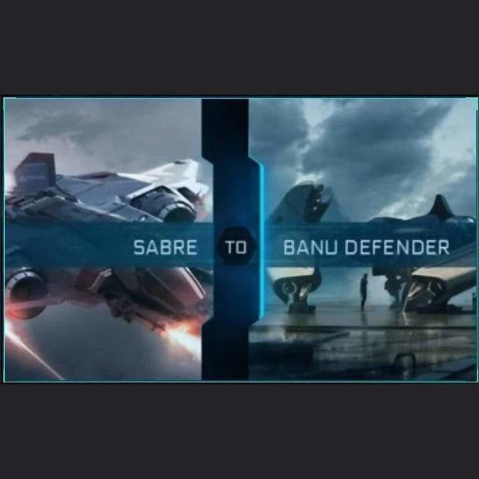 Sabre to Defender | Might | Space Foundry Marketplace