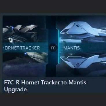 F7C-R Hornet Tracker to Mantis Upgrade | Upgrade | Jpeg_Warehouse | Space Foundry Marketplace.