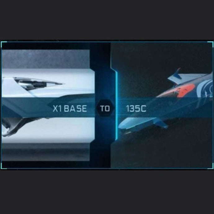 X1 Base to 135c | Upgrade | Might | Space Foundry Marketplace.