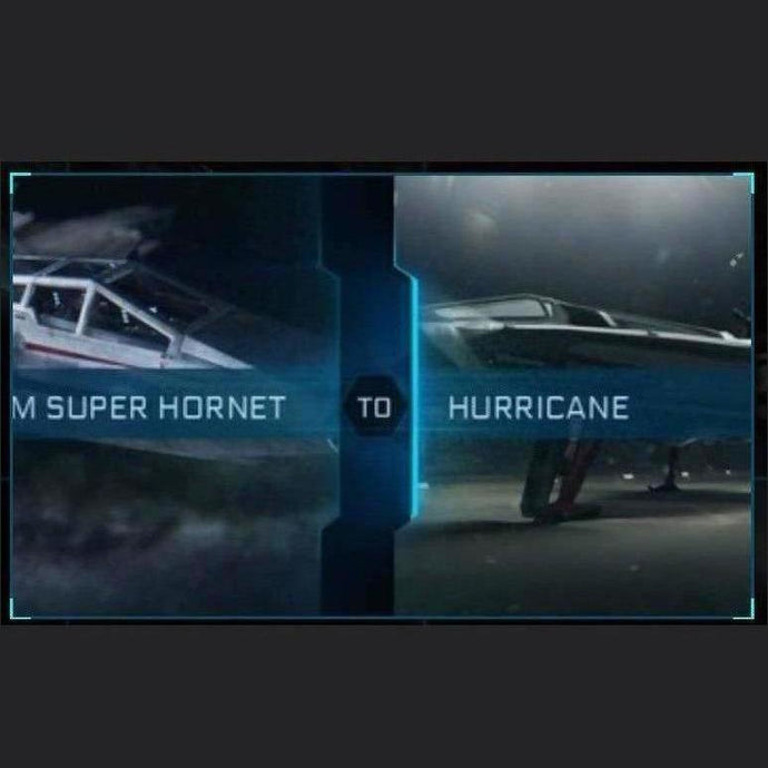 F7C-M SUPER HORNET TO HURRICANE | Upgrade | Might | Space Foundry Marketplace.