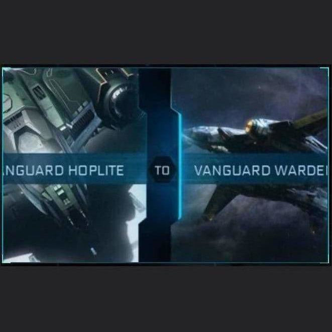 Vanguard Hoplite to Vanguard Warden | Upgrade | Might | Space Foundry Marketplace.