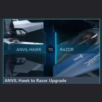 ANVIL Hawk to Razor Upgrade | Upgrade | Jpeg_Warehouse | Space Foundry Marketplace.