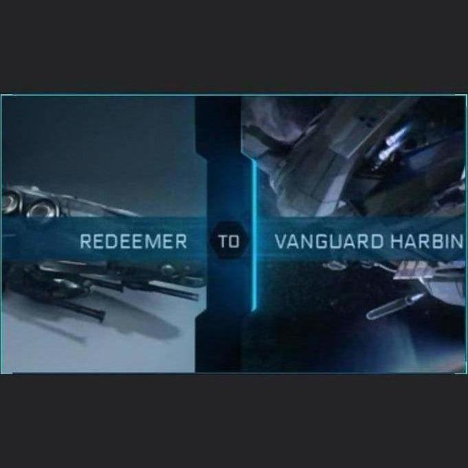 Redeemer to Vanguard Harbinger | Upgrade | Might | Space Foundry Marketplace.