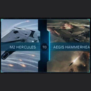 M2 Hercules to Hammerhead | Might | Space Foundry Marketplace