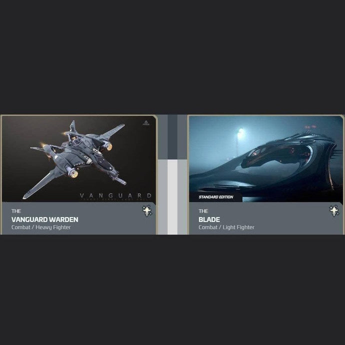 UPGRADE - VANGUARD WARDEN TO BLADE | Upgrade | JPEGS STORE | Space Foundry Marketplace.