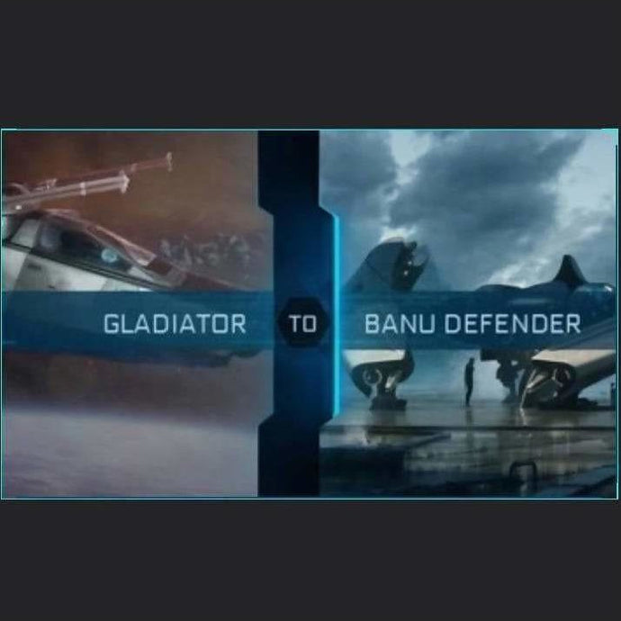 Gladiator to Defender | Might | Space Foundry Marketplace