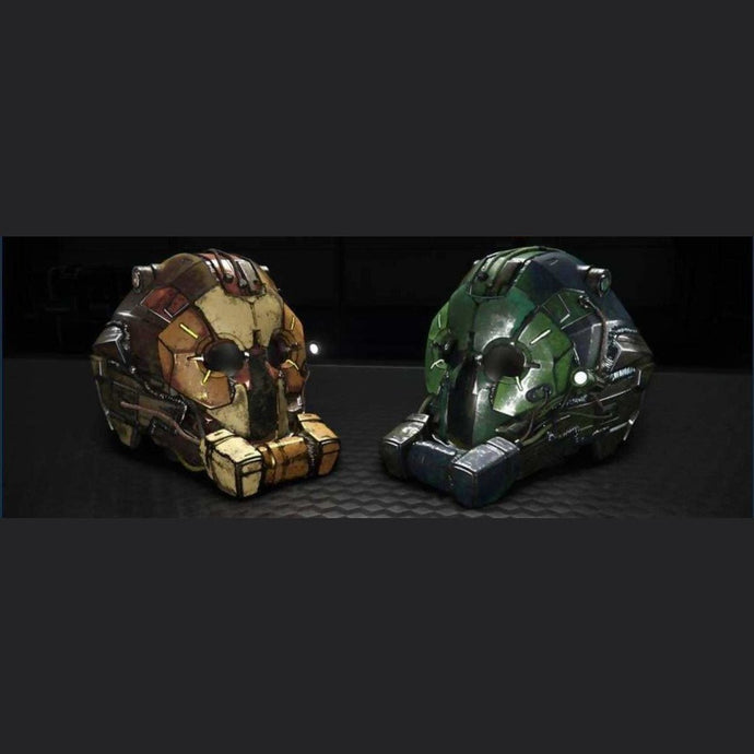 OVERLORD HELMETS 'FORCES OF NATURE' PACK | Add-On | Might | Space Foundry Marketplace.