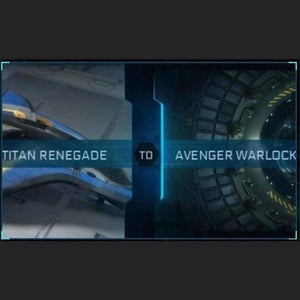 AVENGER TITAN RENEGADE TO AVENGER WARLOCK | Upgrade | Might | Space Foundry Marketplace.
