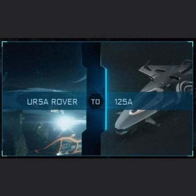 Ursa Rover to 125a | Might | Space Foundry Marketplace