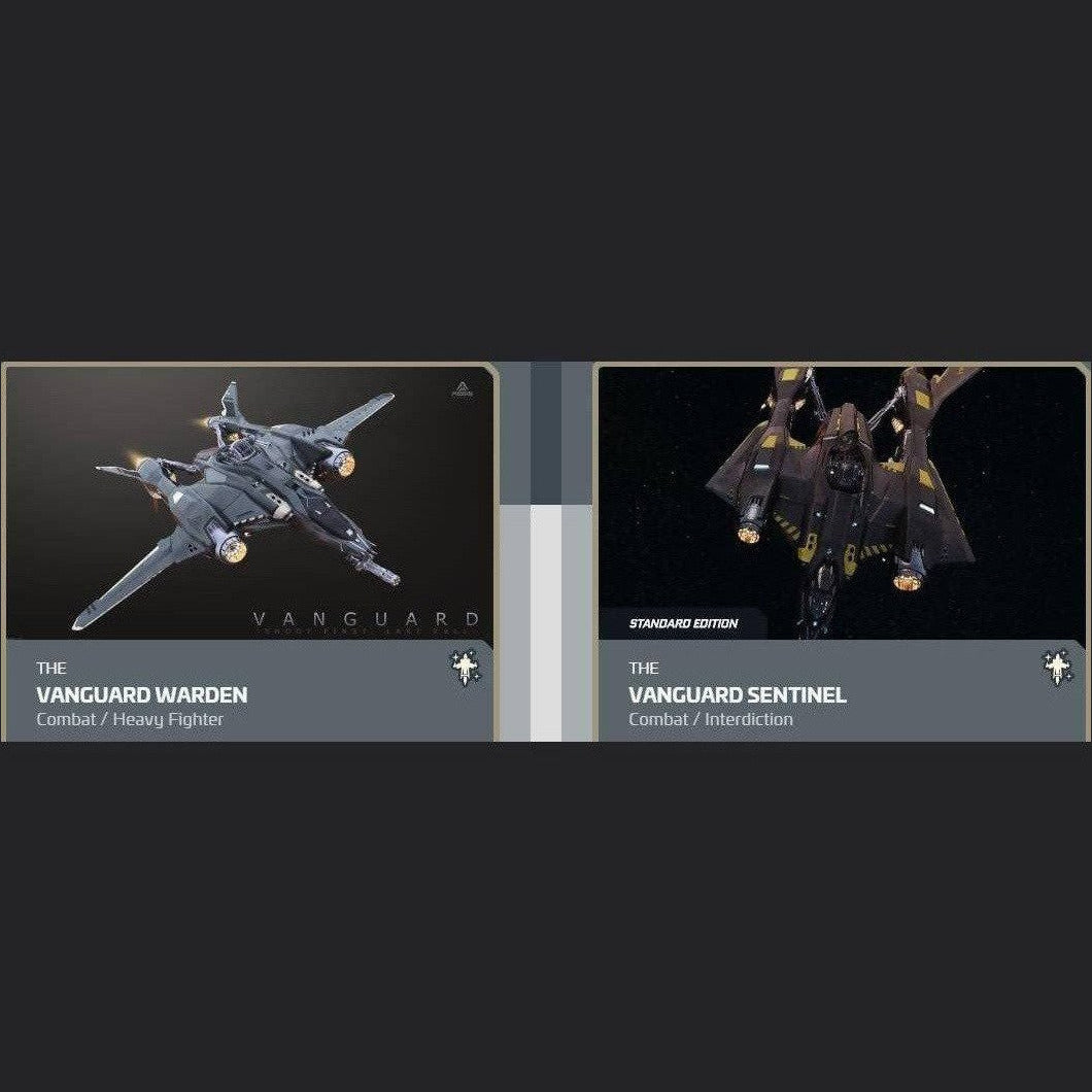 UPGRADE - VANGUARD WARDEN TO VANGUARD SENTINEL | GANJALEZZ JPEGs STORE | Space Foundry Marketplace