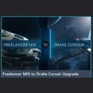 Freelancer MIS to Drake Corsair Upgrade