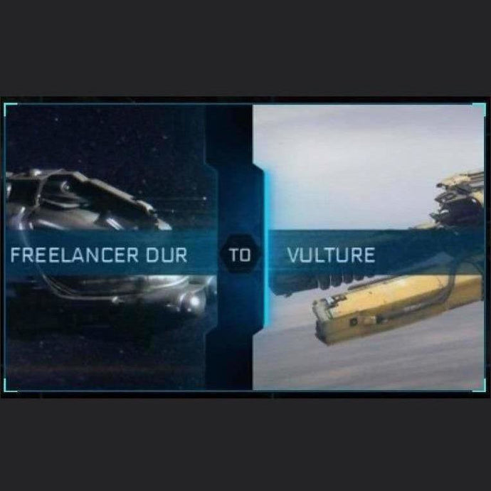 Freelancer Dur to Vulture | Might | Space Foundry Marketplace
