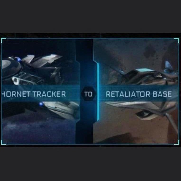 F7C-R HORNET TRACKER TO RETALIATOR BASE | Upgrade | Might | Space Foundry Marketplace.