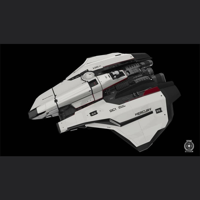 Mercury Star Runner LTI | Standalone CCU'd Ship | Jpeg_Warehouse | Space Foundry Marketplace.