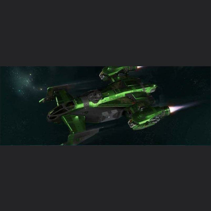 PAINTS - DRAKE CUTLASS GHOULISH GREEN PAINT | Add-On | JPEGS STORE | Space Foundry Marketplace.
