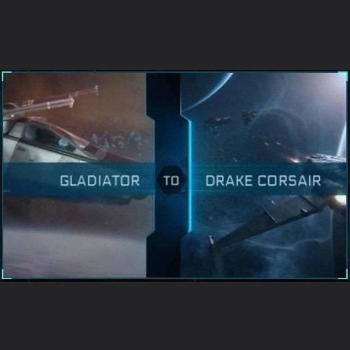 Gladiator to Corsair | Might | Space Foundry Marketplace