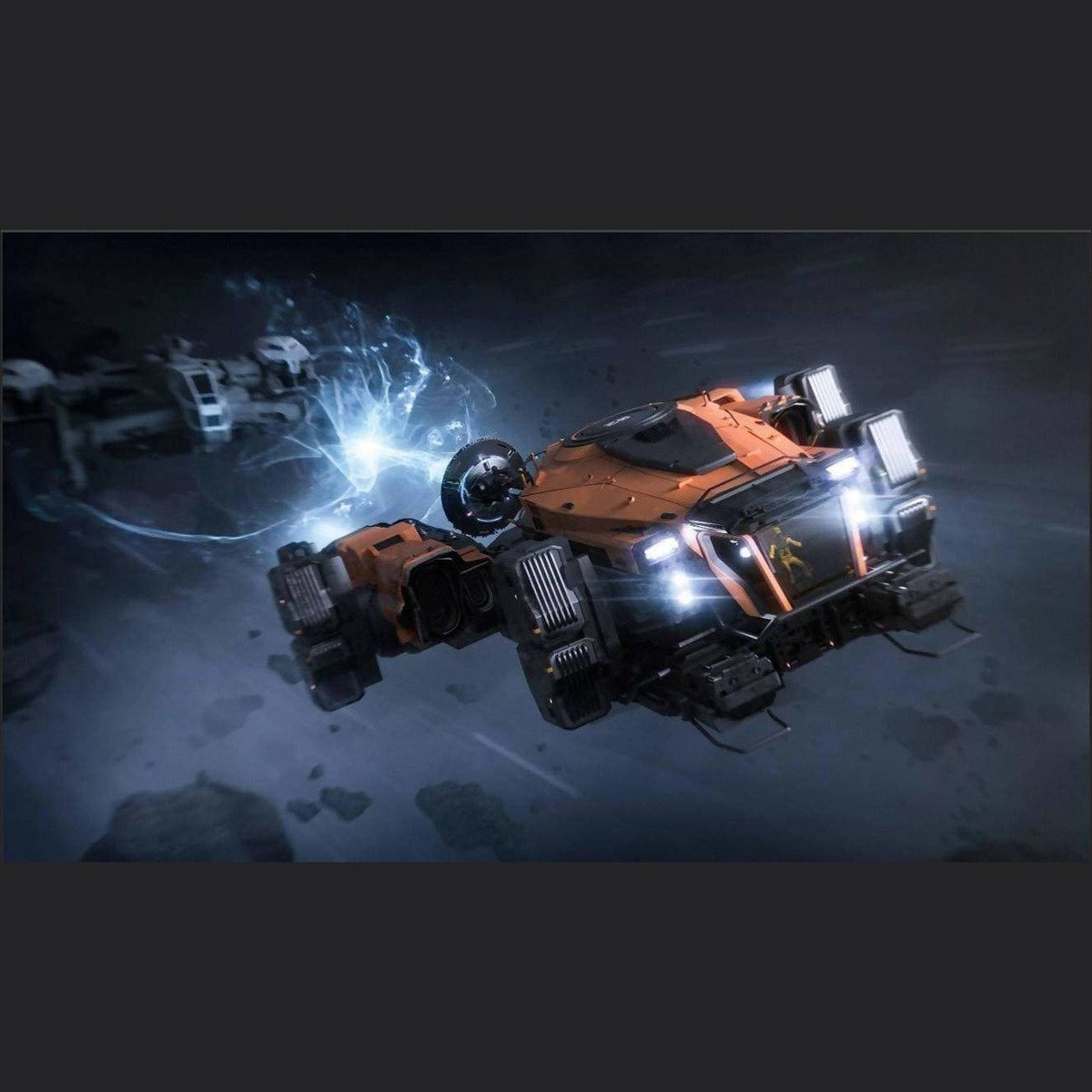 SRV LTI CCU'd | Might | Space Foundry Marketplace