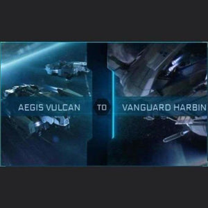Vulcan to Vanguard Harbinger | Upgrade | Might | Space Foundry Marketplace.