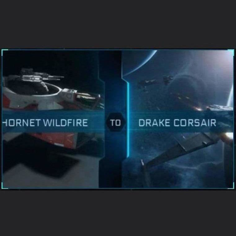 F7C HORNET WILDFIRE TO CORSAIR | Might | Space Foundry Marketplace
