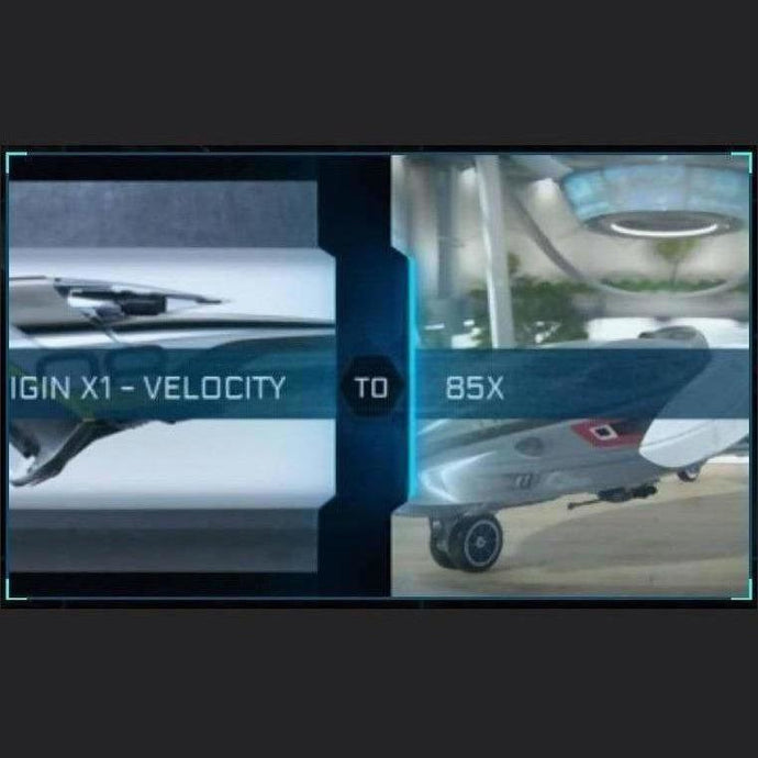X1 - VELOCITY TO 85X | Might | Space Foundry Marketplace