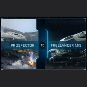 PROSPECTOR TO FREELANCER MIS | Upgrade | Might | Space Foundry Marketplace.
