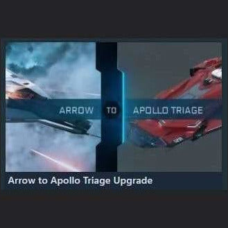 Arrow to Apollo Triage Upgrade