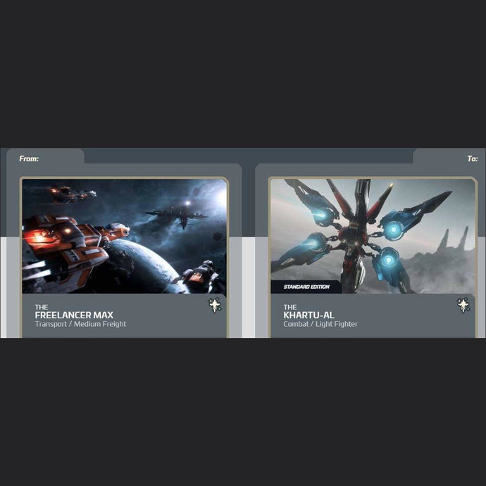 Freelancer MAX to Khartu-Al Standard Edition