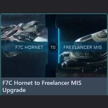 F7C Hornet to Freelancer MIS Upgrade